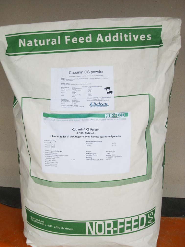 Cabanin CS Powder 25kg